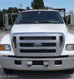ford f650 super duty xlt flatbed truck full size in new window  [ 2048 x 1660 Pixel ]