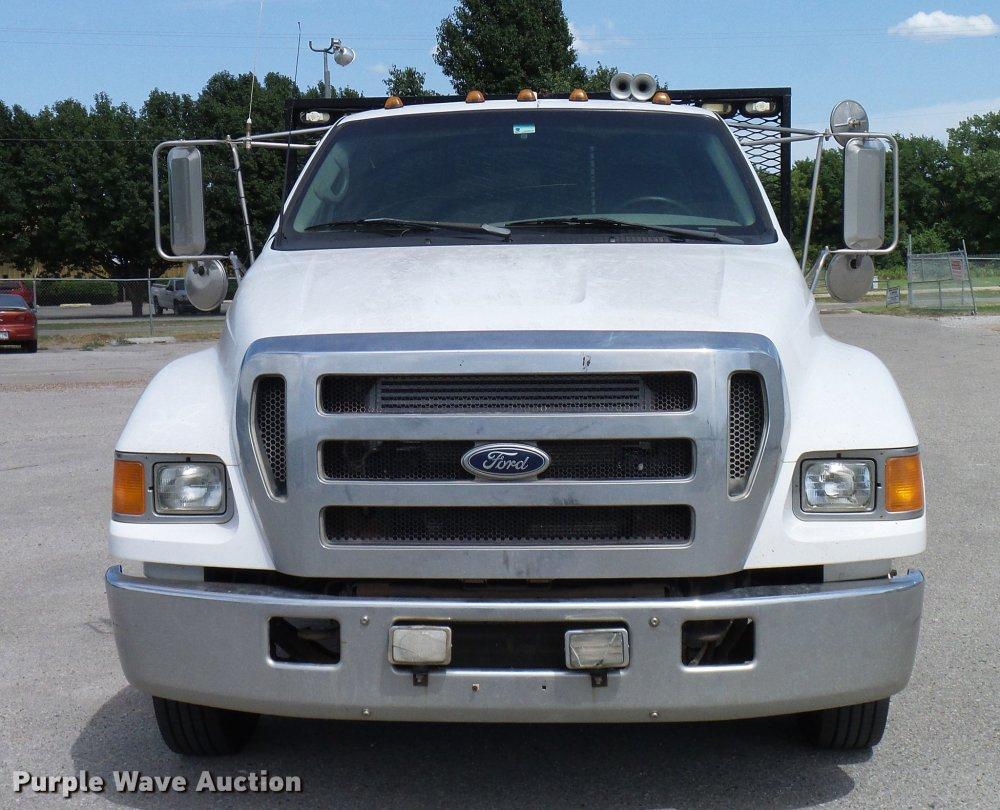 medium resolution of ford f650 super duty xlt flatbed truck full size in new window