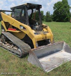 caterpillar skid steer item de sold septe jpg 2048x1726 cat 287b electrical [ 2048 x 1726 Pixel ]