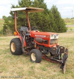 yanmar ym186d mfwd tractor full size in new window  [ 1949 x 2048 Pixel ]