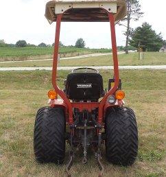 yanmar ym186d mfwd tractor full size in new window  [ 1605 x 2048 Pixel ]