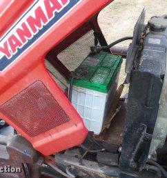 yanmar ym186d mfwd tractor full size in new window  [ 2048 x 1152 Pixel ]