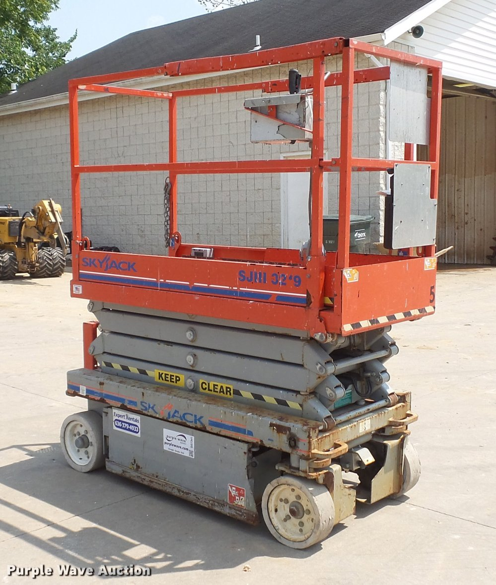 medium resolution of jack sjiii 3219 scissor lift full size in new window