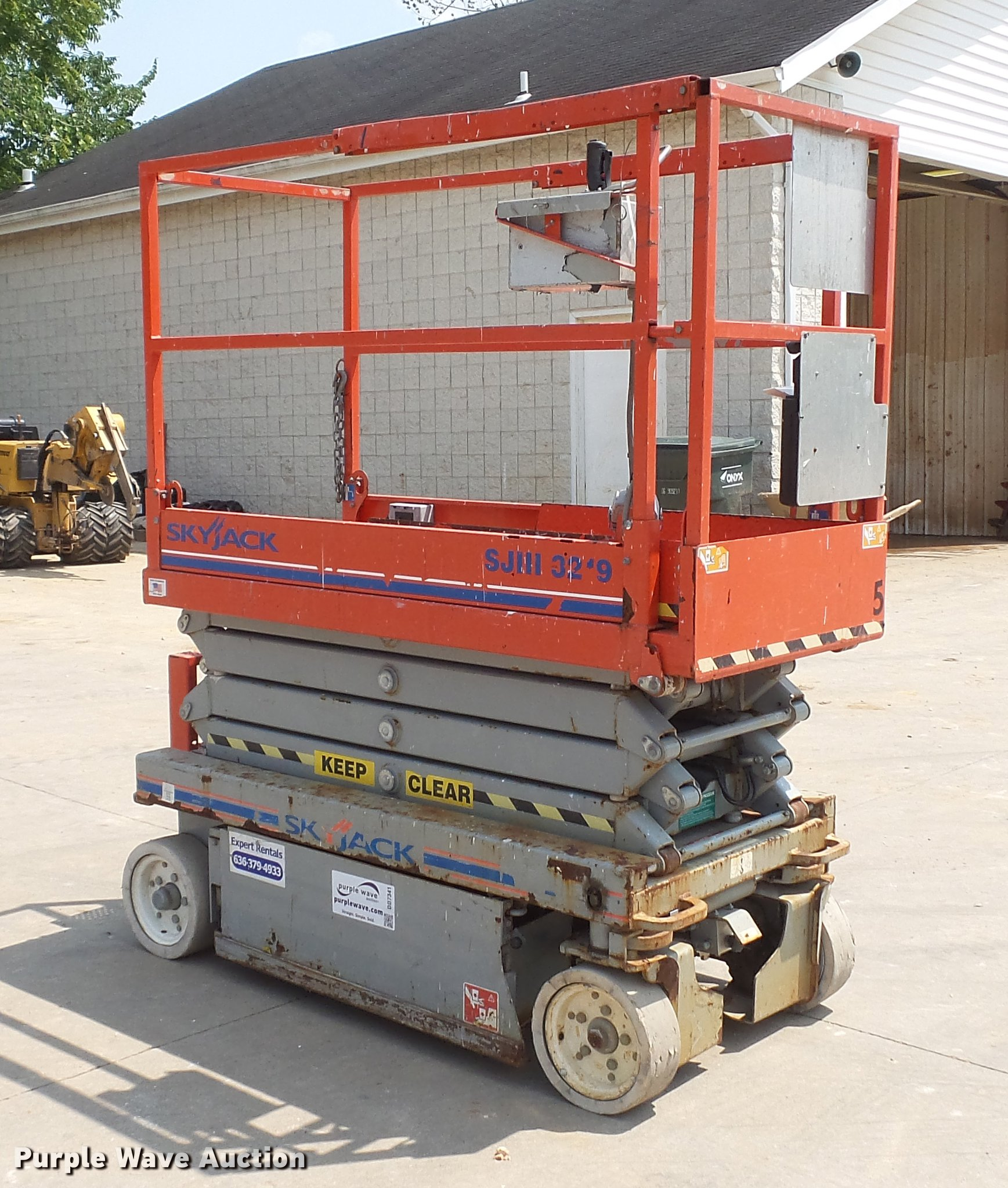 hight resolution of jack sjiii 3219 scissor lift full size in new window