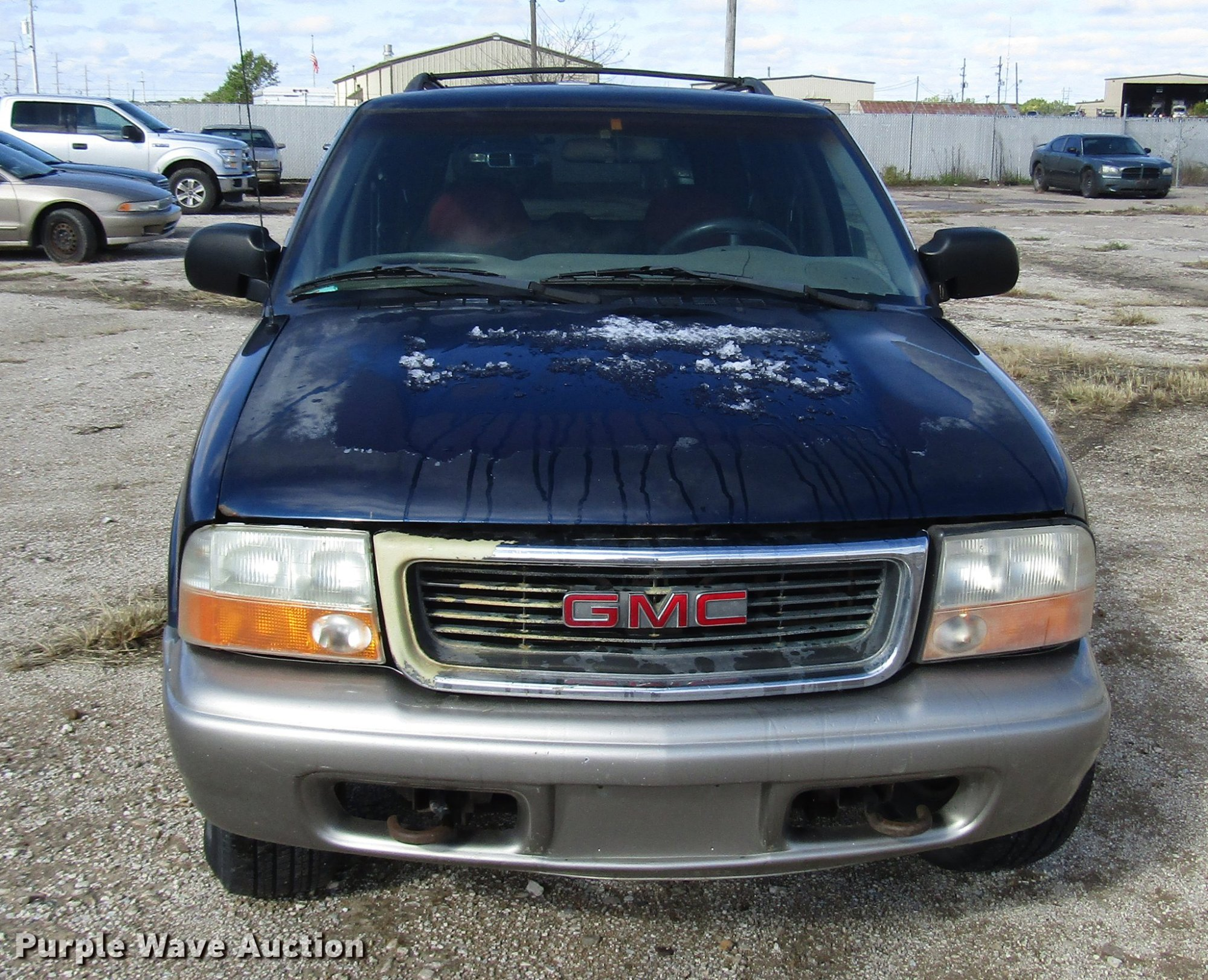 hight resolution of  2000 gmc jimmy envoy suv full size in new window