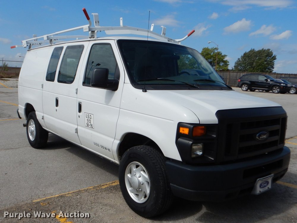 medium resolution of  2008 ford e350 super duty van full size in new window