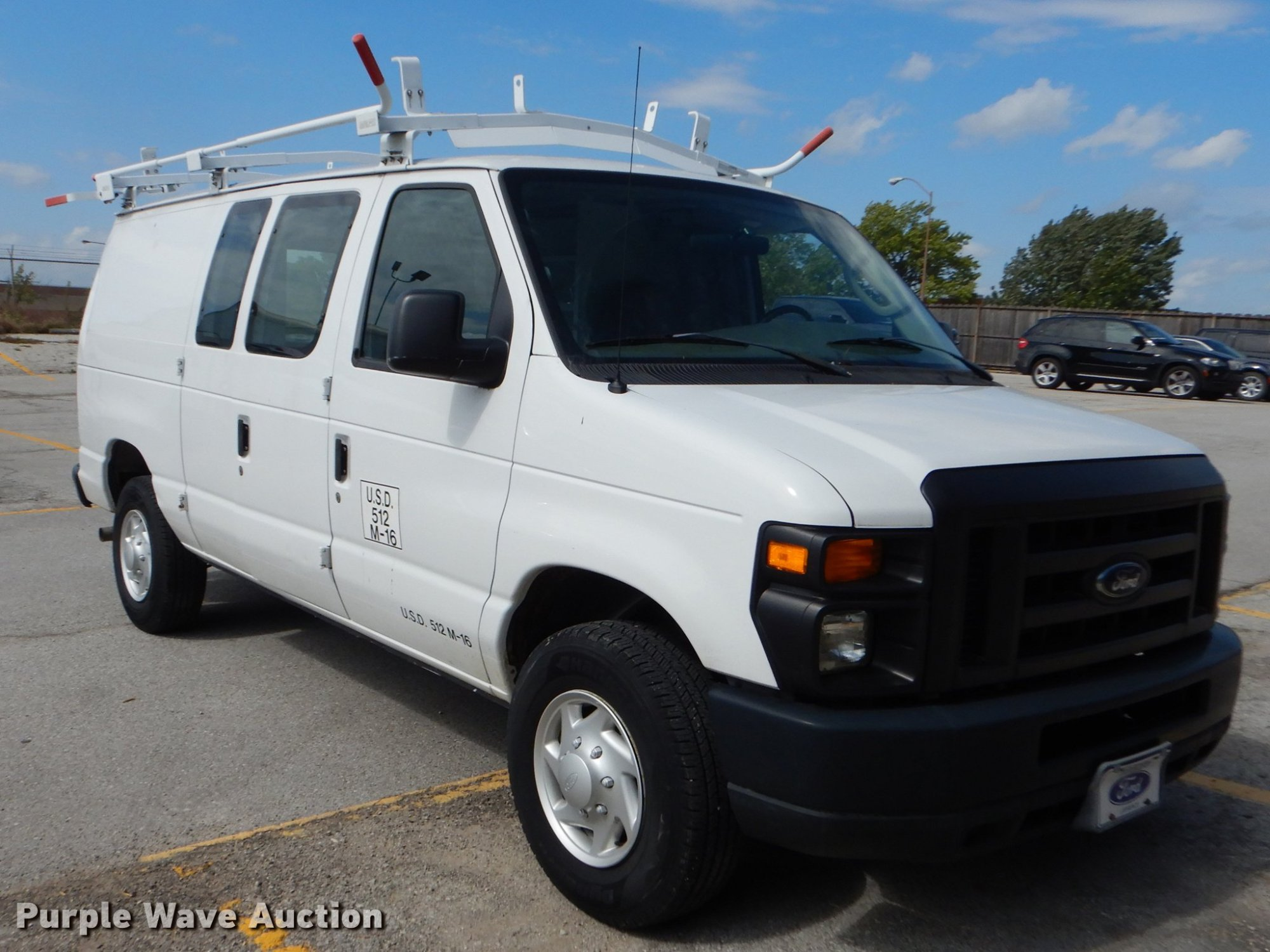 hight resolution of  2008 ford e350 super duty van full size in new window