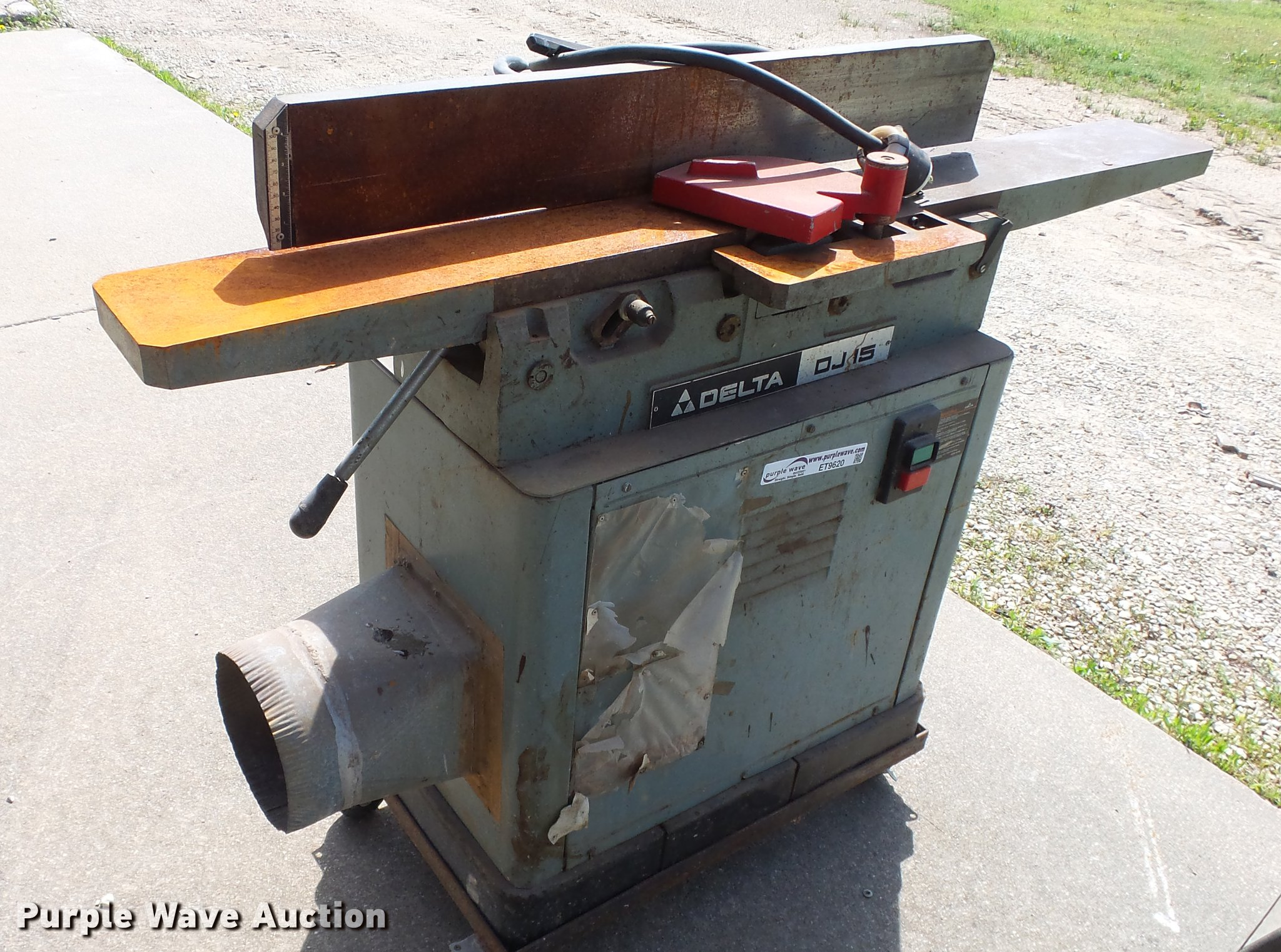 Delta Jointer For Sale