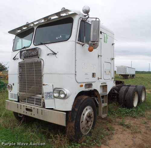small resolution of 1984 freightliner semi truck for sale in texas