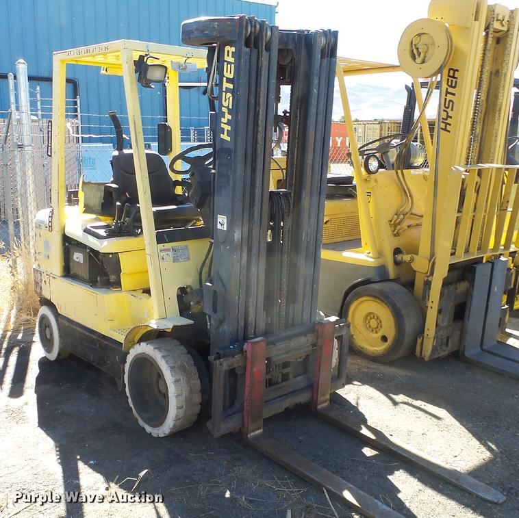 hyster s50xm forklift wiring diagram razor e200 electric scooter 1998 item fq9364 sold december 6 for sale in nevada