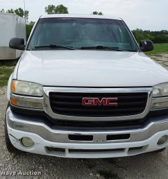 2004 gmc sierra 2500hd pickup truck full size in new window  [ 2048 x 1692 Pixel ]