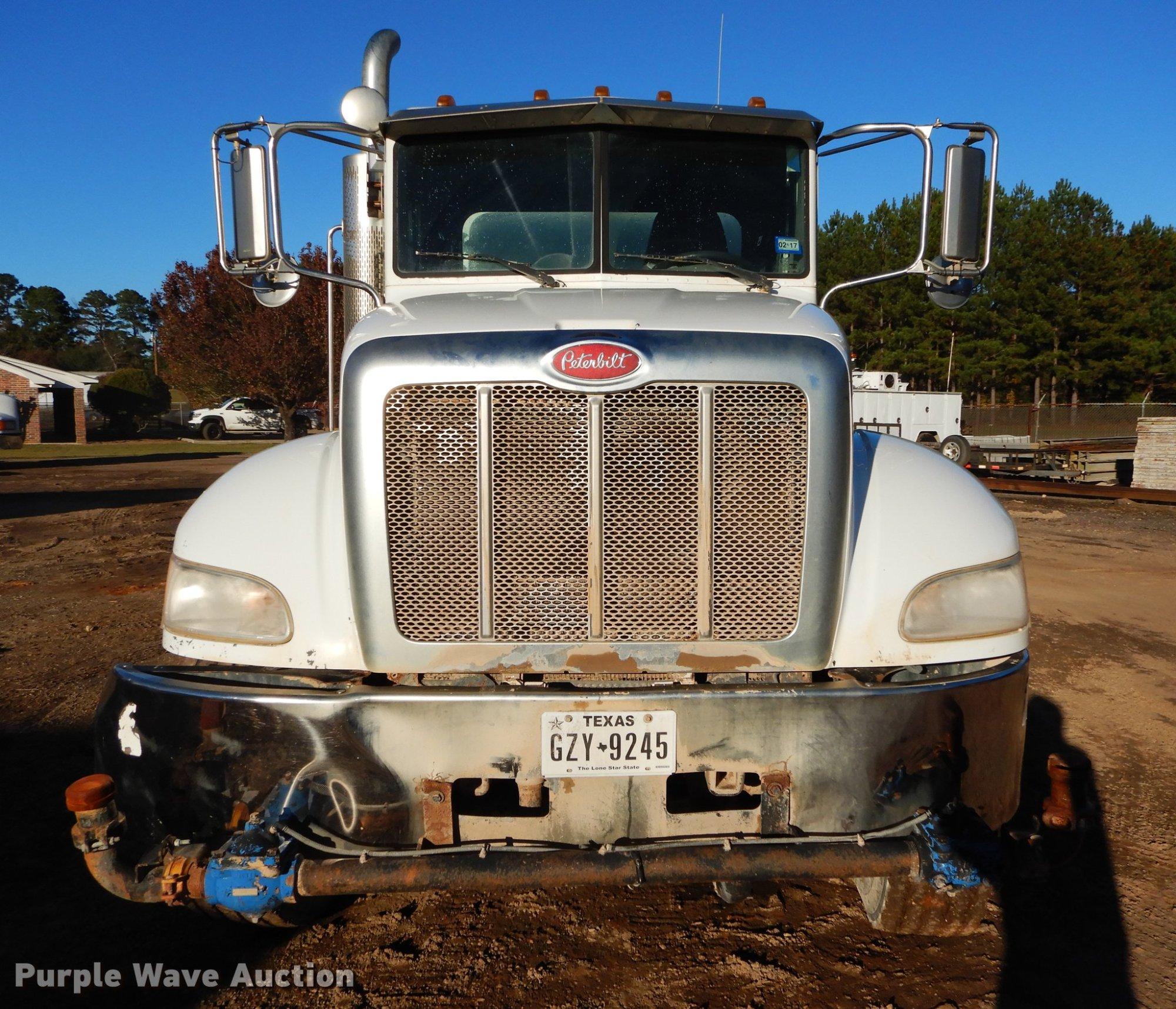 hight resolution of  2012 peterbilt 348 tank truck full size in new window