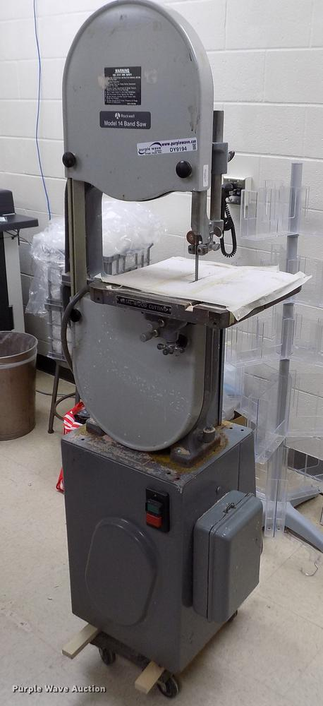 Rockwell Bandsaw