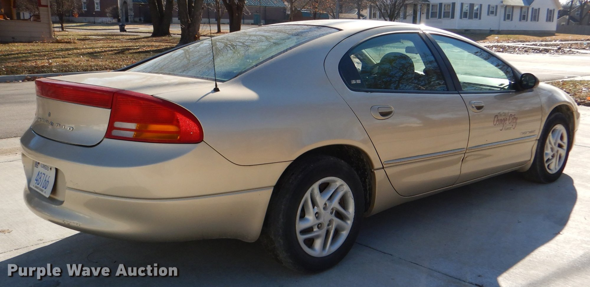 hight resolution of  2001 dodge intrepid se full size in new window
