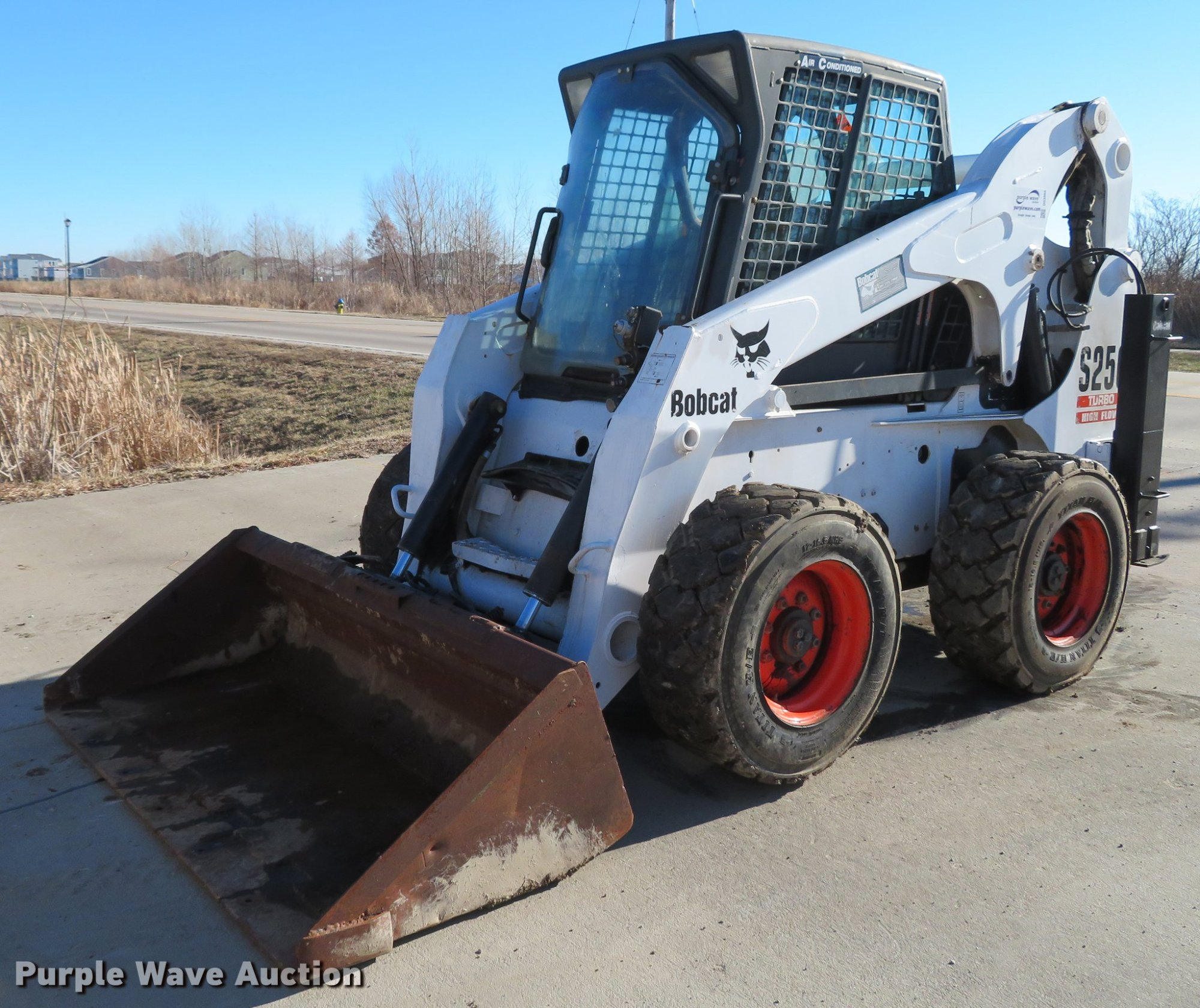 hight resolution of 2003 bobcat s250 skid steer for sale in missouri