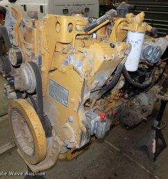 2002 caterpillar 3126 7 2l l6 turbo diesel engine for sale in nebraska [ 2048 x 1889 Pixel ]