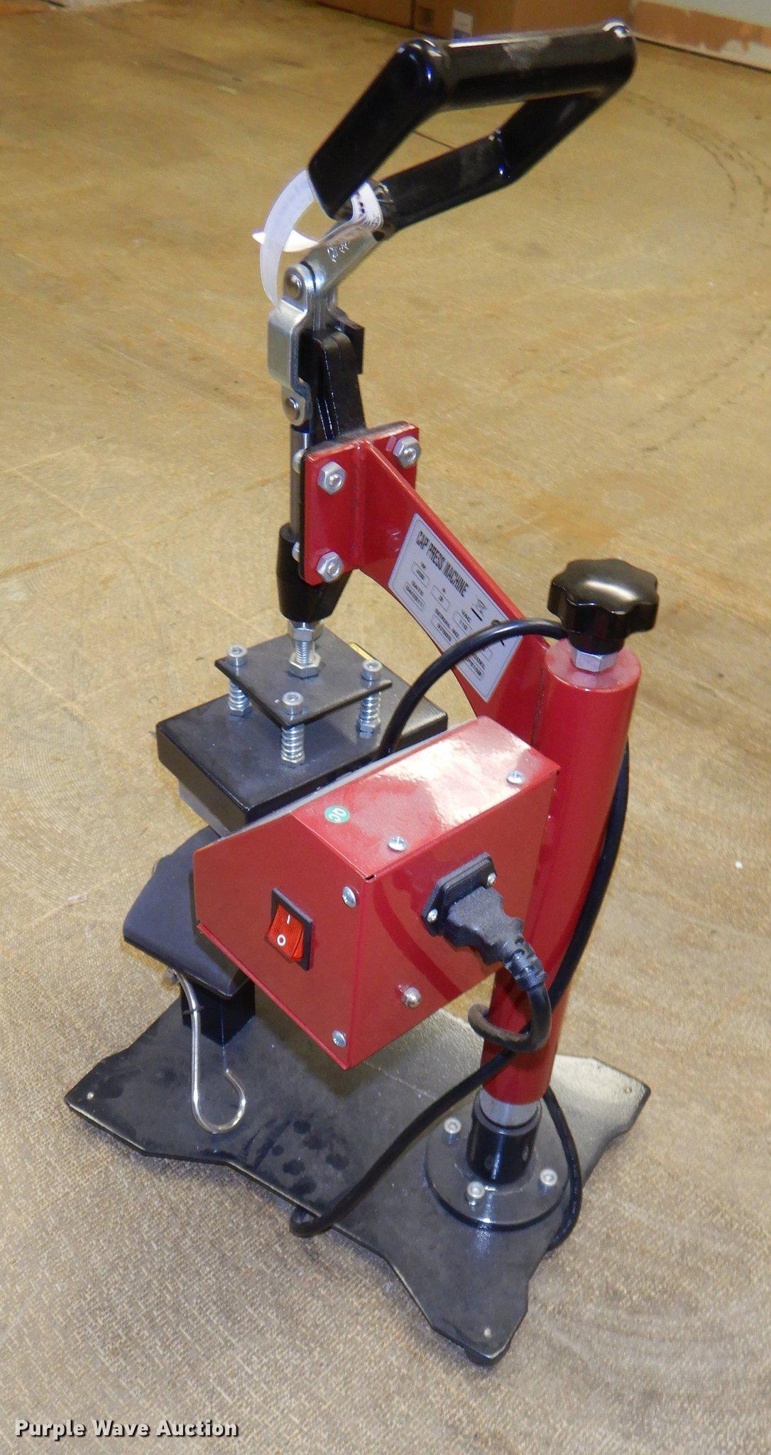 Heat Press Cp Cap Press Machine