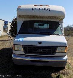 2002 ford econoline e450 shuttle bus full size in new window  [ 1999 x 2048 Pixel ]