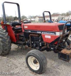 1993 case ih 595 tractor item dg0962 sold may 7 governmcase ih 595 tractor full [ 2048 x 1656 Pixel ]