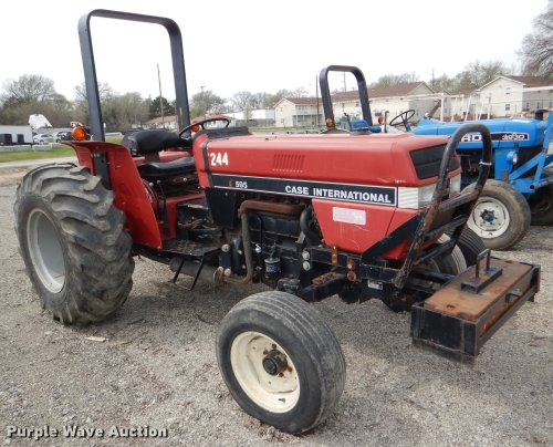small resolution of 1993 case ih 595 tractor item dg0962 sold may 7 governmcase ih 595 tractor full