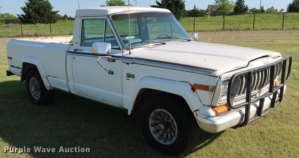 medium resolution of  1981 jeep j10 pickup truck full size in new window