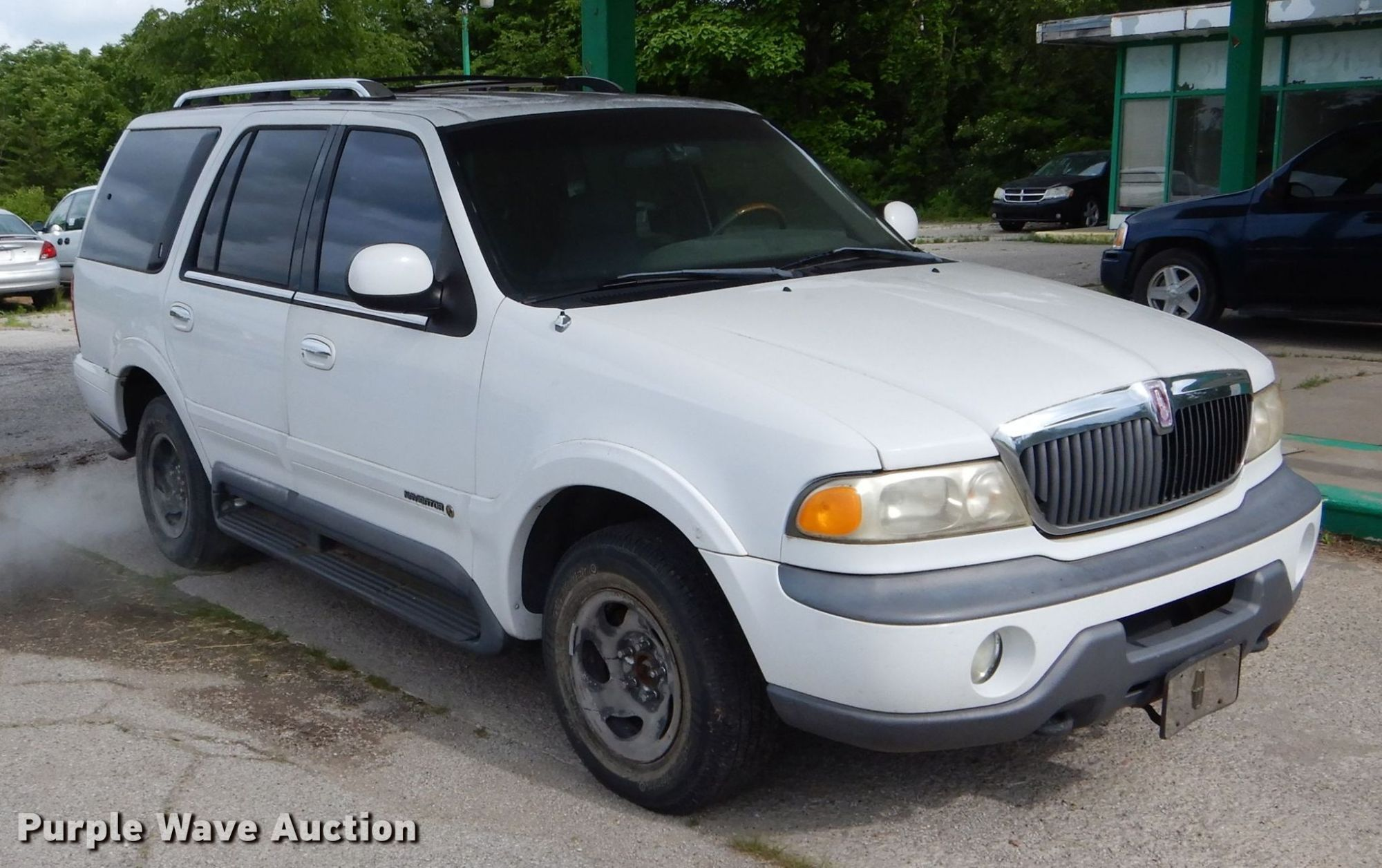 hight resolution of  1998 lincoln navigator suv full size in new window
