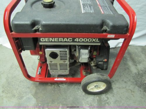 small resolution of  generac 4000xl generator full size in new window