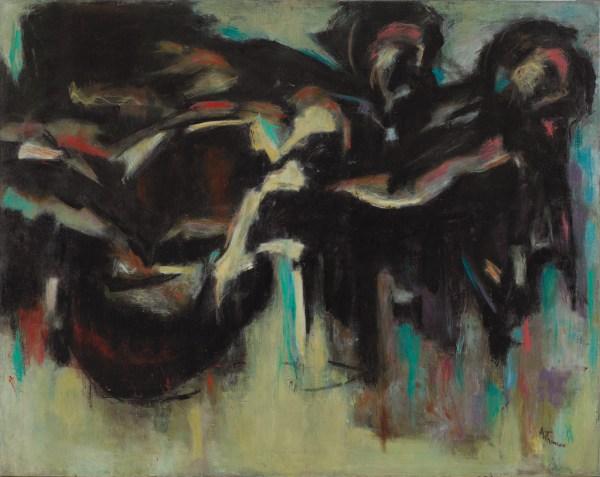 Female Abstract Expressionists Helen Frankenthaler