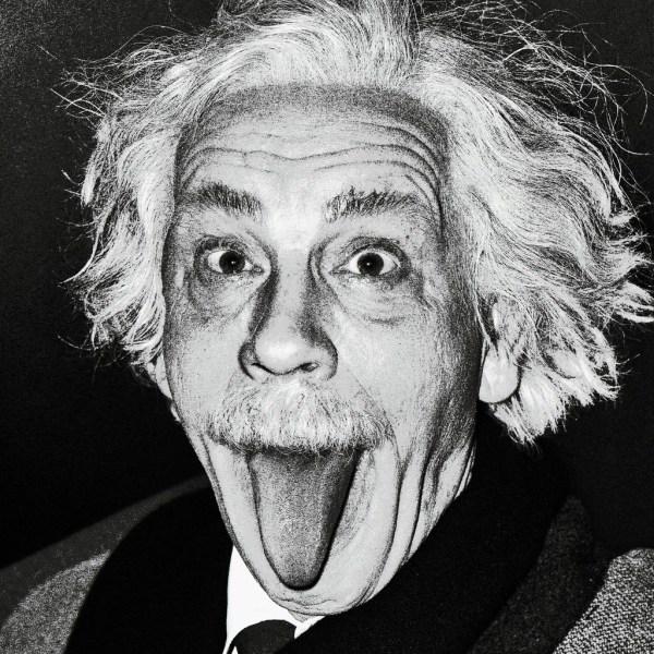 Sandro Miller Arthur Sasse Albert Einstein Sticking