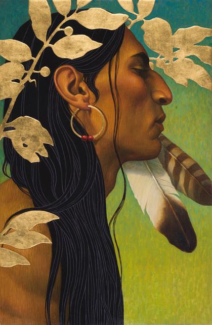 Thomas Blackshear Paintings : thomas, blackshear, paintings, Thomas, Blackshear, Golden, Leaves, (2019), Available, Artsy