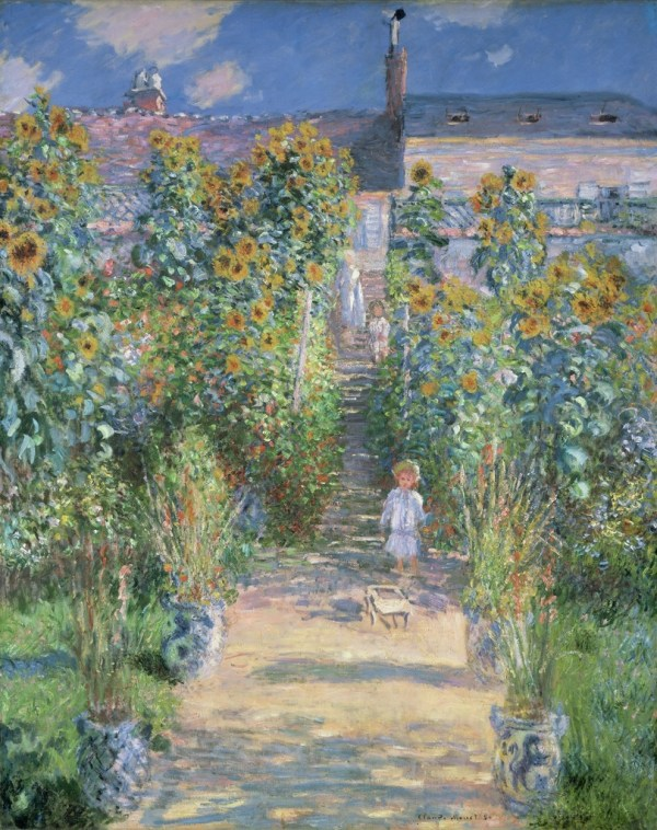 Claude Monet Artist' Garden Theuil 1880 Artsy