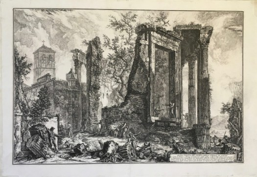 「Giovanni Battista Piranesi」の画像検索結果