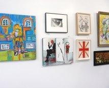 exit 20 exhibition of work