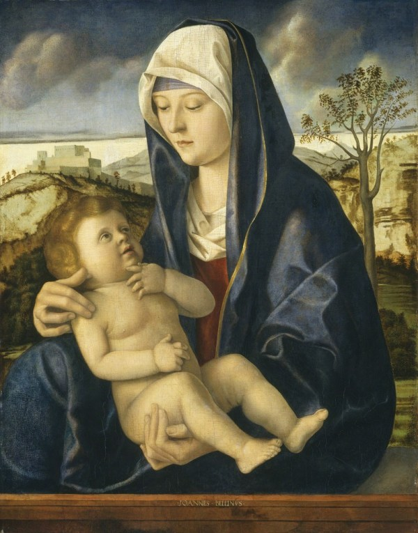 Giovanni Bellini Madonna and Child