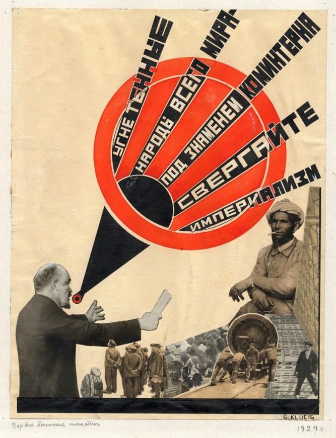 Image result for Gustav Klutsis artwork