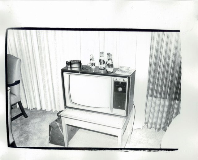 andy warhol television set 1980 available for sale artsy