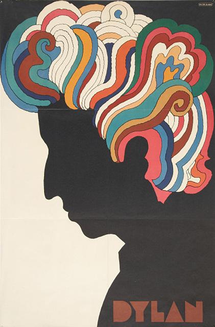 milton glaser vintage milton glaser bob dylan poster milton glaser posters ca 1967 available for sale artsy