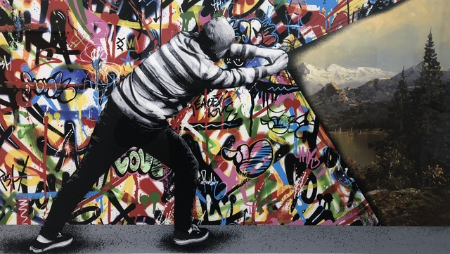 martin whatson behind the curtain 2018 artsy
