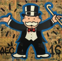 Alec Monopoly Art