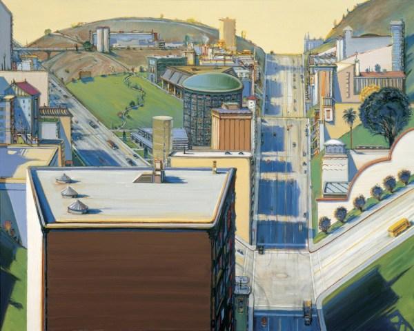 Wayne Thiebaud San Francisco Paintings