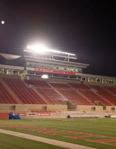 The light bar shines also coolest things about new hancock stadium news illinois state rh newslinoisstate