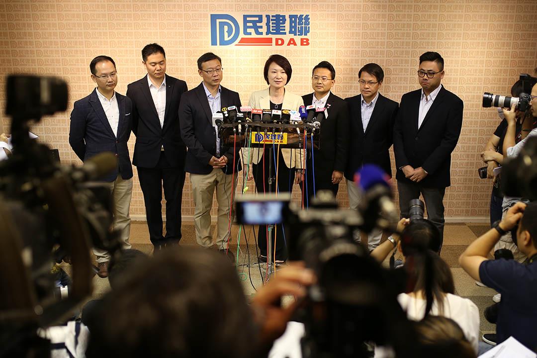何明修:區議會選舉的臺灣觀察(上) 香港區議會選舉 觀點 端傳媒 Initium Media