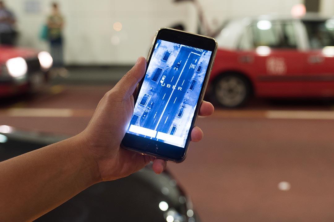 Uber在香港玩完了?|香港|端傳媒 Initium Media