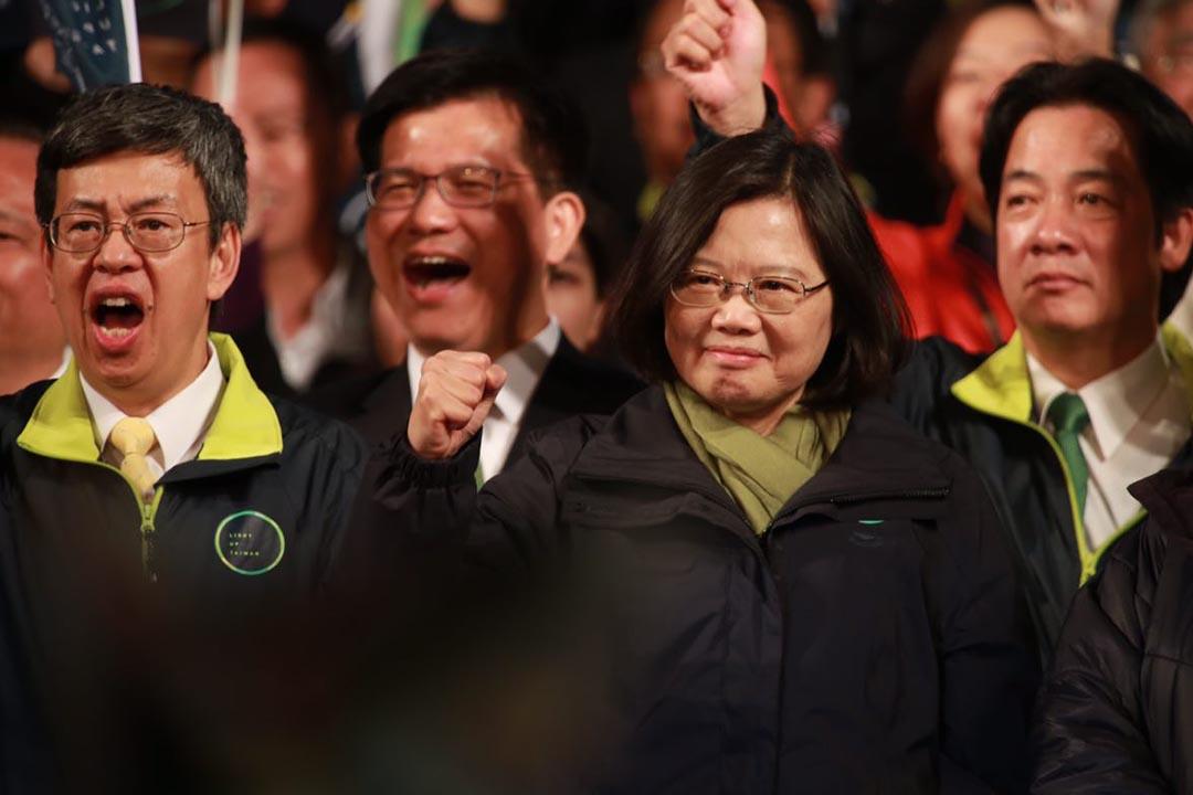 馮可強:香港應該借鏡的,是蔡英文管治臺灣的願景|觀點|端傳媒 Initium Media