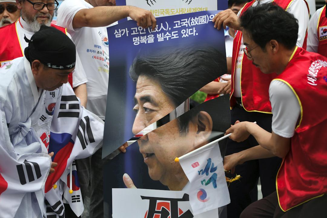 徐子軒:另類貿易戰——日本與韓國的白色衝突|深度|端傳媒 Initium Media