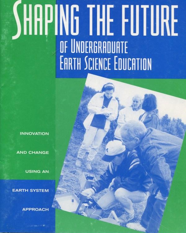 25 Years Of Progress In Geoscience Education