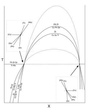 Metamorphic TX Diagrams