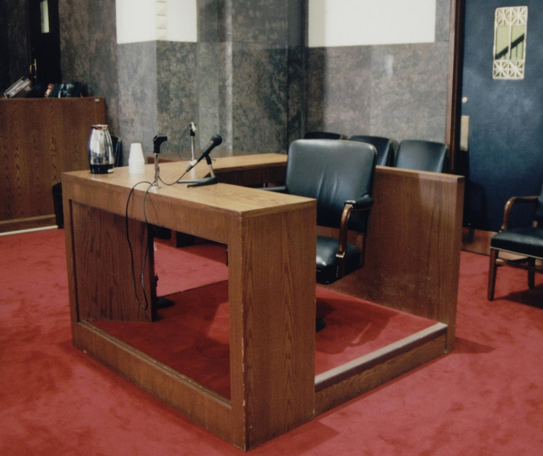 chair box stand leather accent chairs scientists in the courtroom