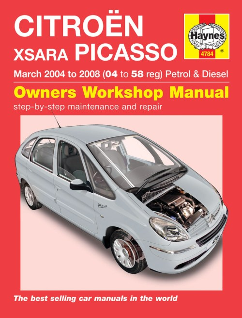 small resolution of printed manual enlarge citroen xsara