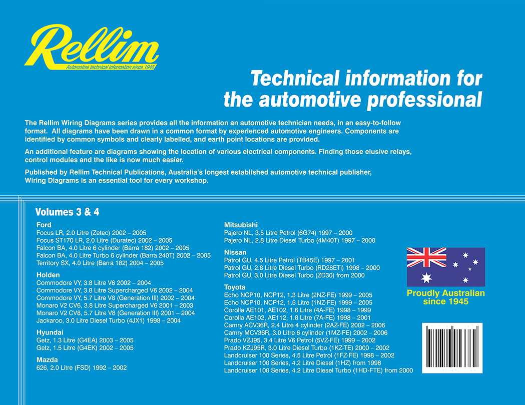 hight resolution of rellim wiring diagrams vols 3 4